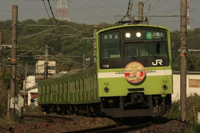 JR関西本線201系引退へ